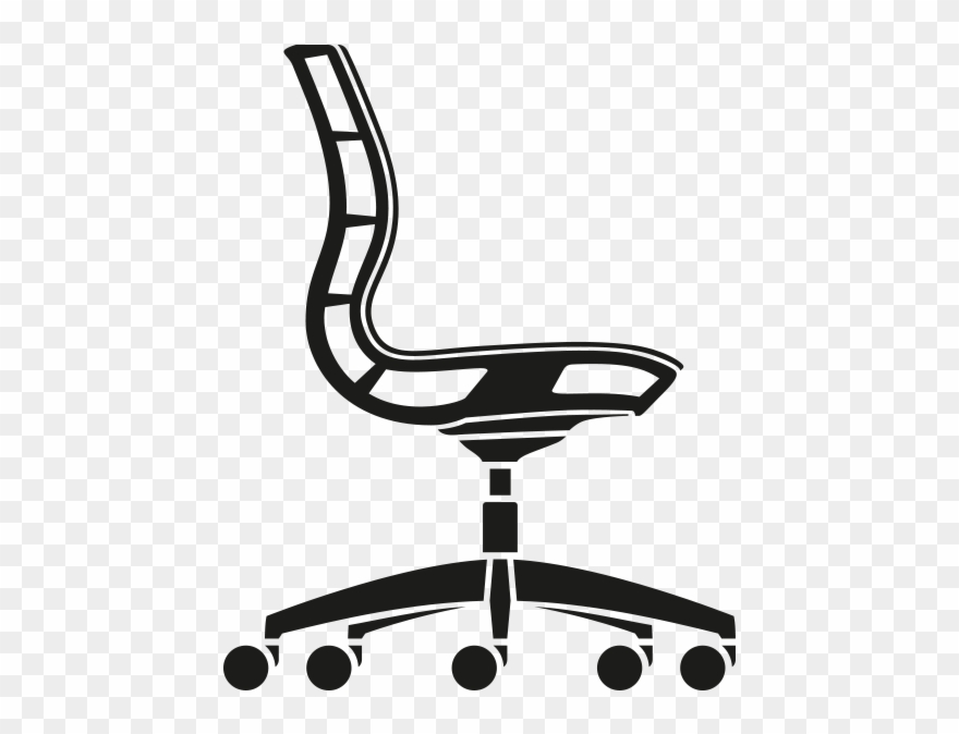 Ergonomic pictures clipart jpg transparent Configurator Ergonomic Office Se - Clipart Black And White Office ... jpg transparent
