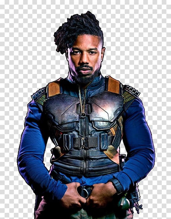 Erik killmonger clipart image royalty free Marvel Black Panther character illustration, Michael B. Jordan Erik ... image royalty free