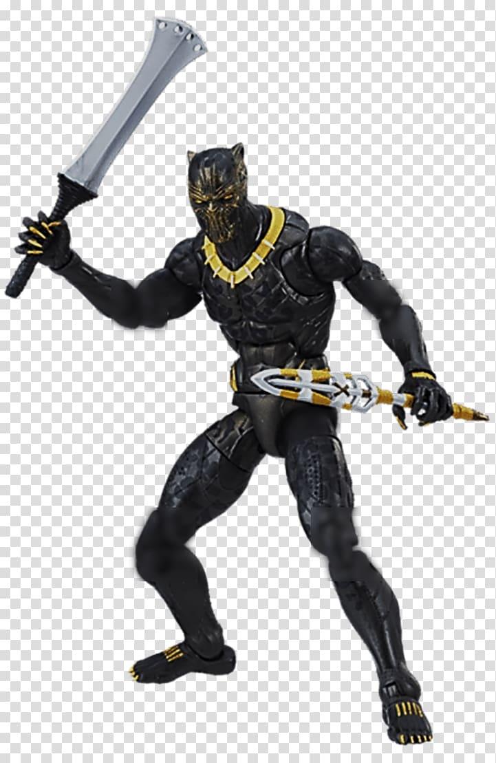 Erik killmonger clipart svg royalty free stock Erik Killmonger Black Panther Marvel Legends Action & Toy Figures ... svg royalty free stock