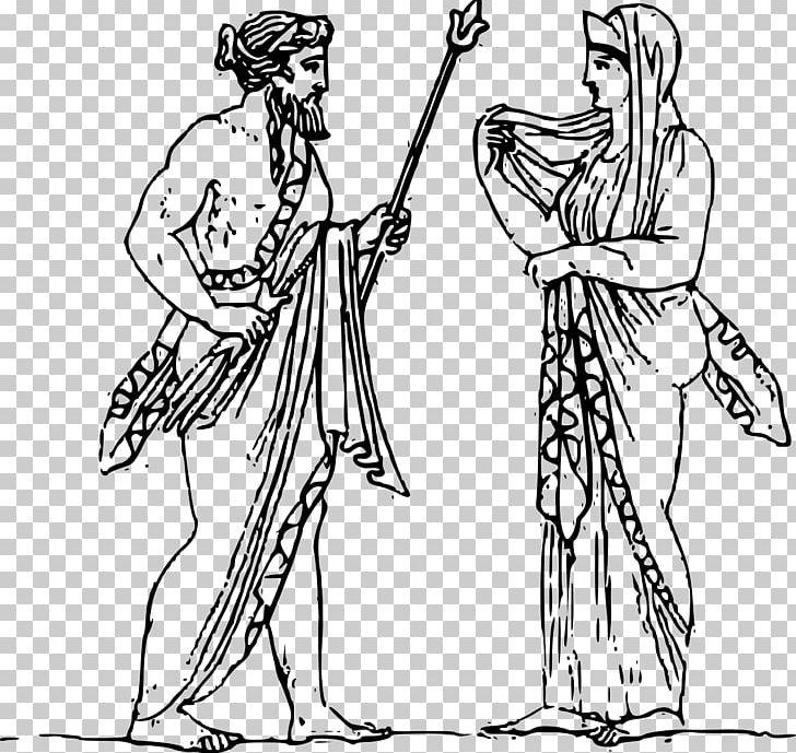 Eris greek mythology clipart black and white vector royalty free stock Hera Zeus Deity Goddess Greek Mythology PNG, Clipart, Arm, Artwork ... vector royalty free stock