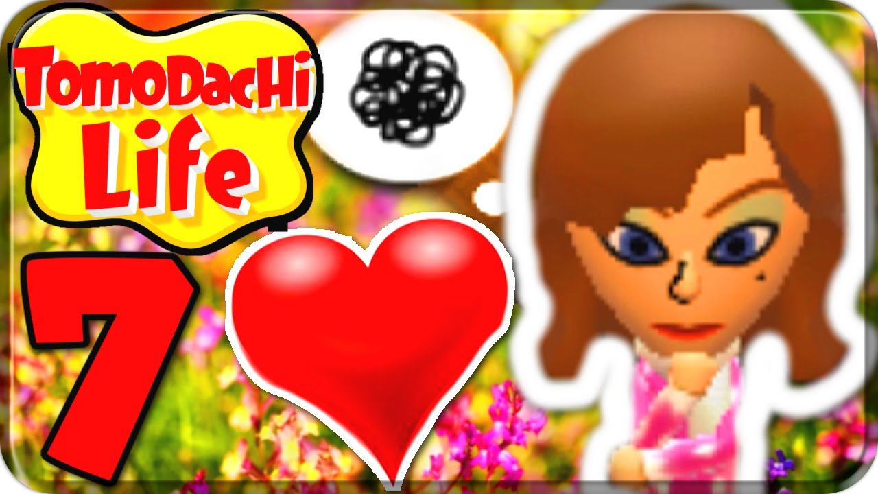 Erste liebe clipart banner freeuse stock Let's Play TOMODACHI LIFE Part 7 Die erste Liebe, Geständnis am ... banner freeuse stock
