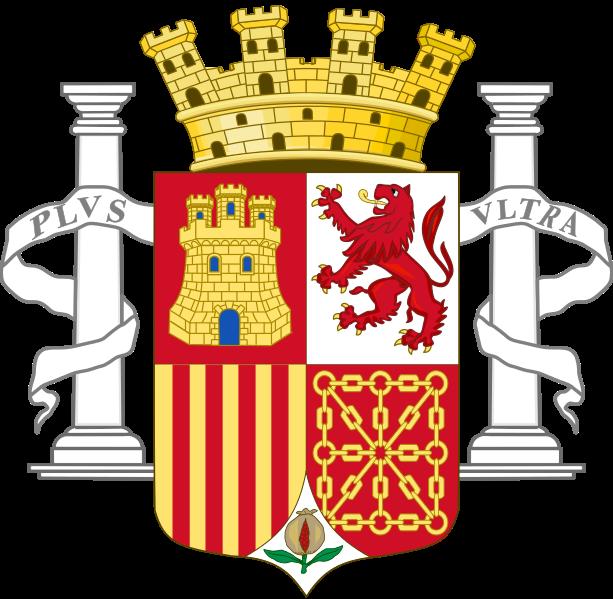 Escudo de espa a clipart image transparent library El Escudo de España de 1931 hasta 1939   Segunda República España ... image transparent library