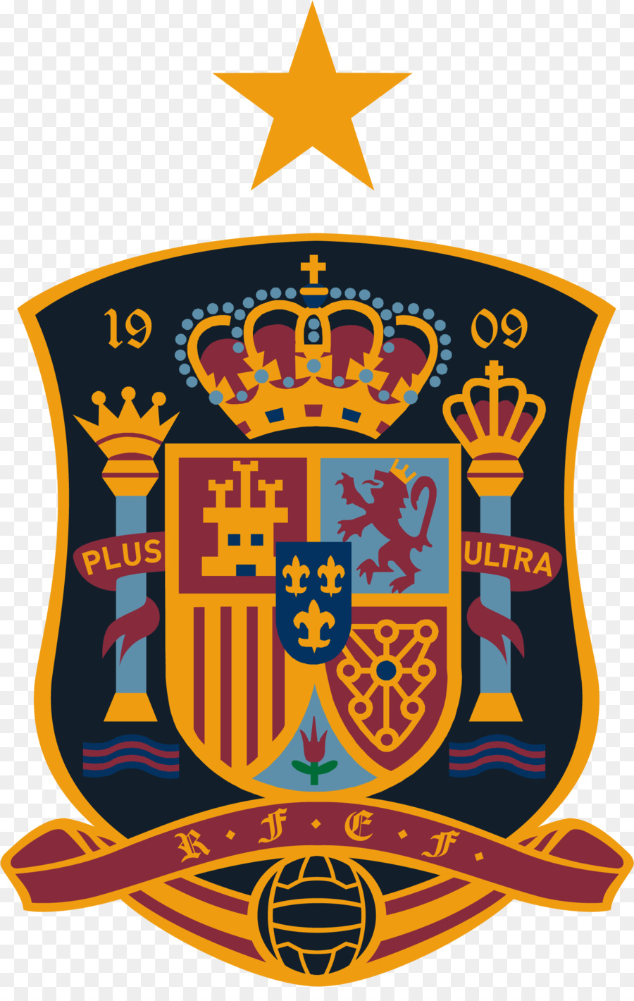 Escudo de espa a clipart picture royalty free library Football, Font, Badge, transparent png image & clipart free download picture royalty free library