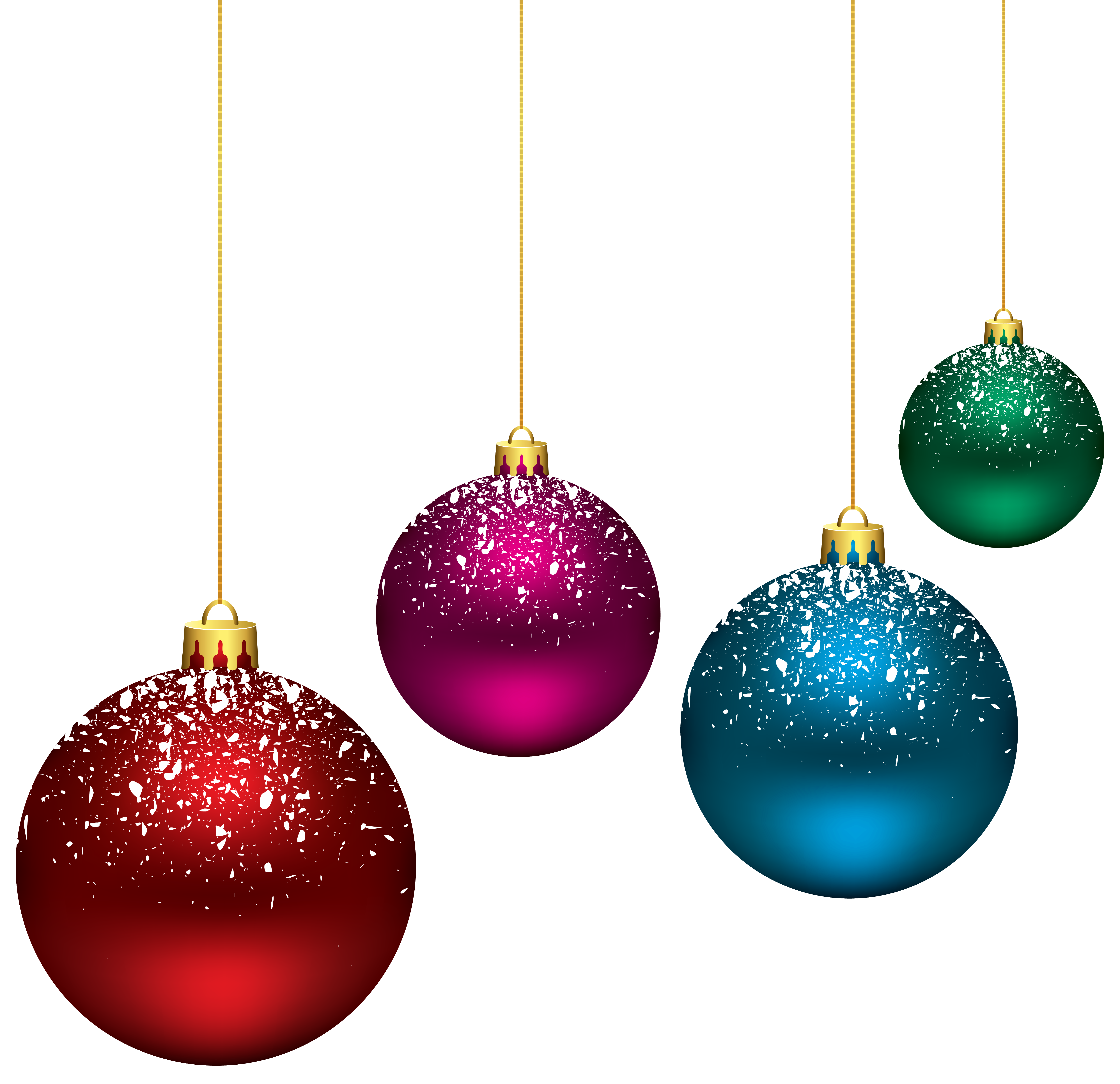 Esferas clipart banner royalty free download Christmas Snowy Balls PNG Clip-Art Image | Gallery Yopriceville ... banner royalty free download