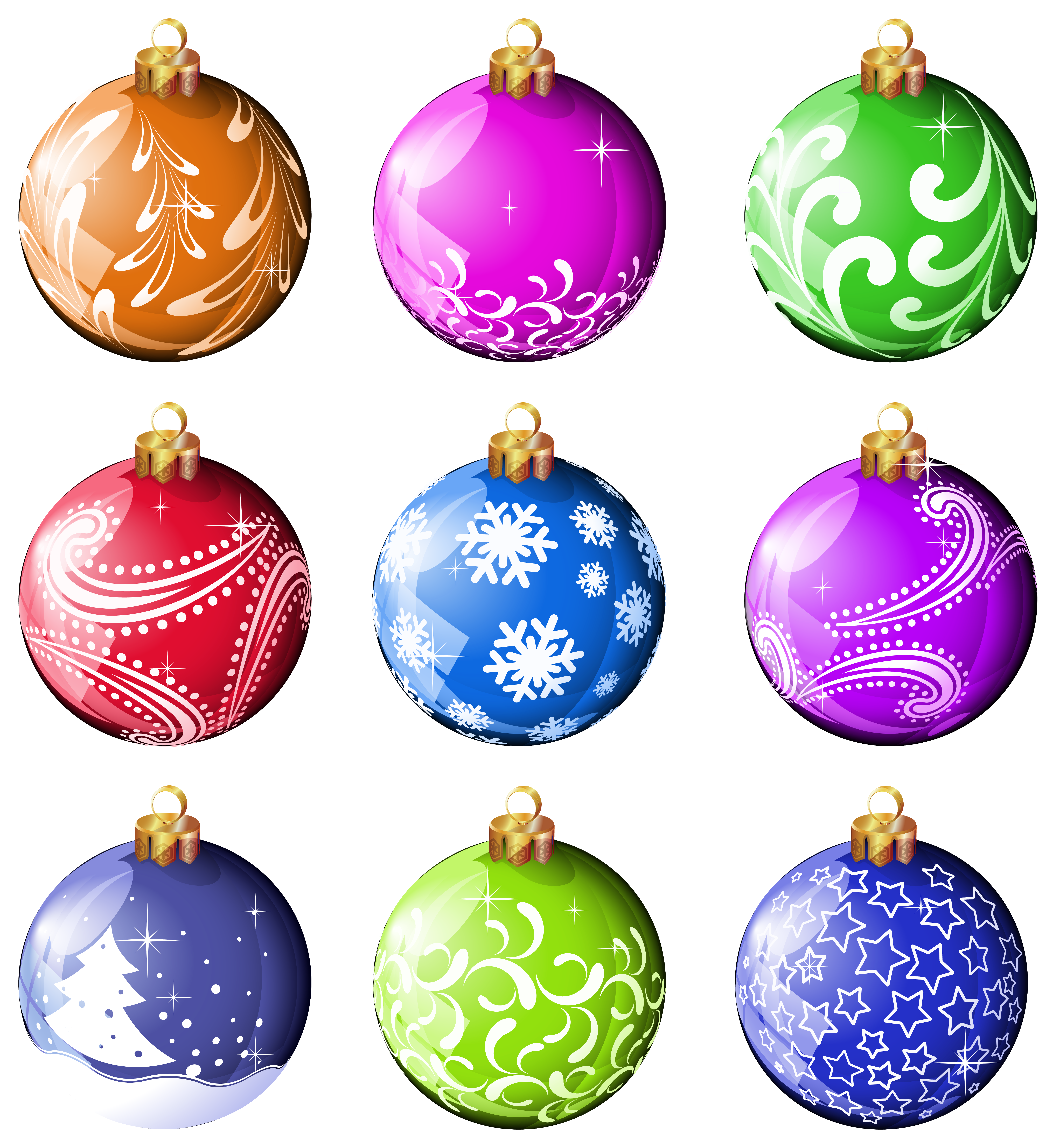 Esferas clipart free stock 29+ Christmas Balls Clipart | ClipartLook free stock