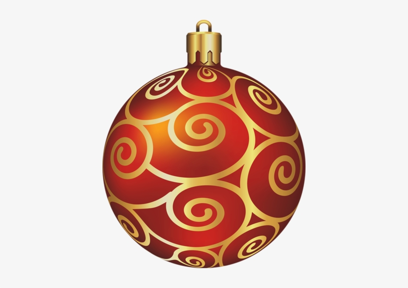 Esferas clipart picture transparent stock Picture Free Library Red Christmas Ornament Clipart - Esferas De ... picture transparent stock