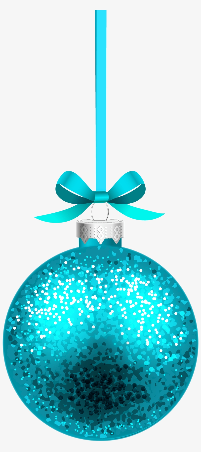 Esferas de navidad clipart clip art royalty free download Blue Christmas Hanging Ball Png Clipart Image - Esferas De Navidad ... clip art royalty free download