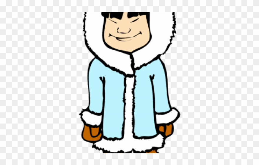 Inuit clipart clip transparent library Eskimo Clipart - Eskimos - Png Download (#242332) - PinClipart clip transparent library