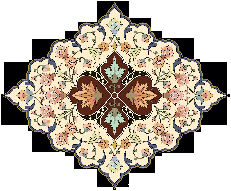 Eslimi vector clipart jpg freeuse Pin by Zita on Ornamentation | Arabesque, Clip art, Arabesque pattern jpg freeuse