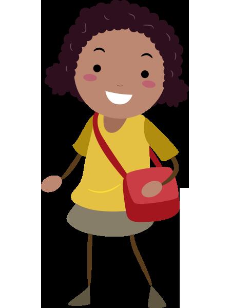 Esmer bayan resimleri clipart jpg transparent download Clipart kol çantasıyla esmer kız çocuğu | Yeni Slayt jpg transparent download