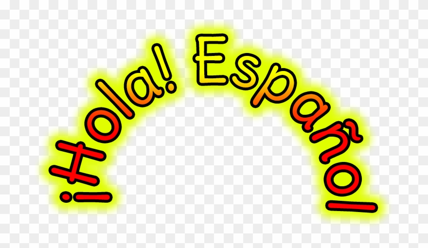 Espa ol clipart image transparent library Spanish Hola - Hola Espanol Clipart (#497030) - PinClipart image transparent library