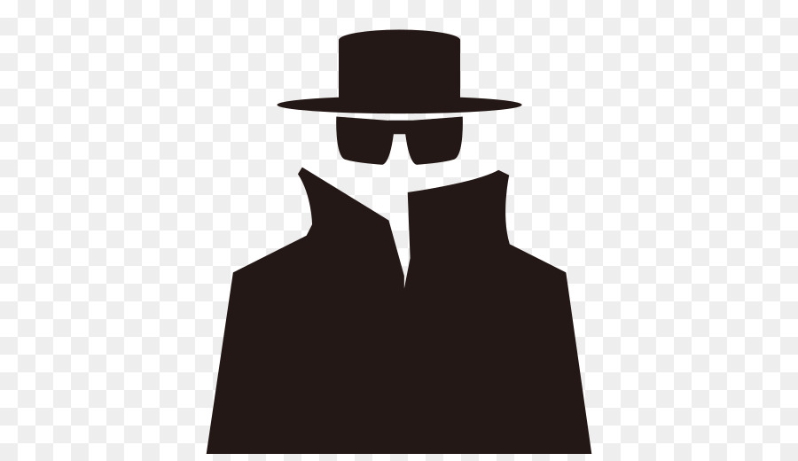 Espionage clipart png black and white Hair Logo clipart - Silhouette, Line, Font, transparent clip art png black and white