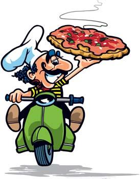 Essen clipart kostenlos banner royalty free Pizza clipart kostenlos - ClipartFox banner royalty free
