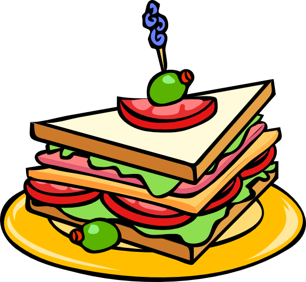 Essen trinken clipart clipart free library Sub Sandwich. Drawing Clipart Free Clipart Images | food | Pinterest clipart free library