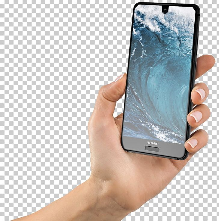 Essential phone clipart jpg free stock Sharp Aquos Crystal Samsung Galaxy S II Essential Phone IPhone 8 PNG ... jpg free stock