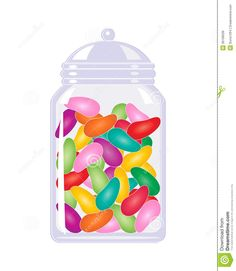 Estimation of jelly beans in a jar clipart royalty free stock 28 Best CLIP ART-JELLY BEANS images in 2016 | Jelly beans, Clip art ... royalty free stock