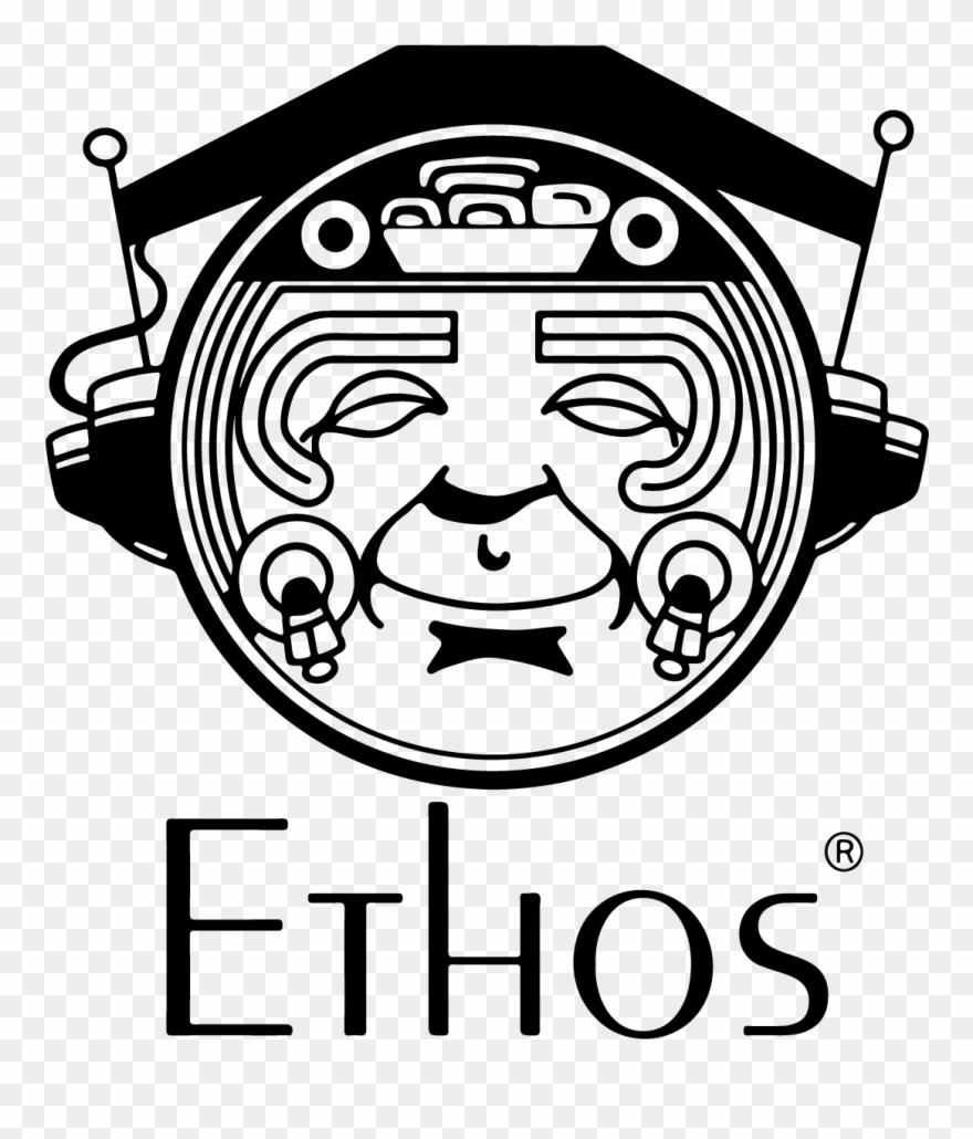 Ethos clipart png freeuse download Ethos Logo Outlined Black - Ethos Clipart (#3455584) - PinClipart png freeuse download