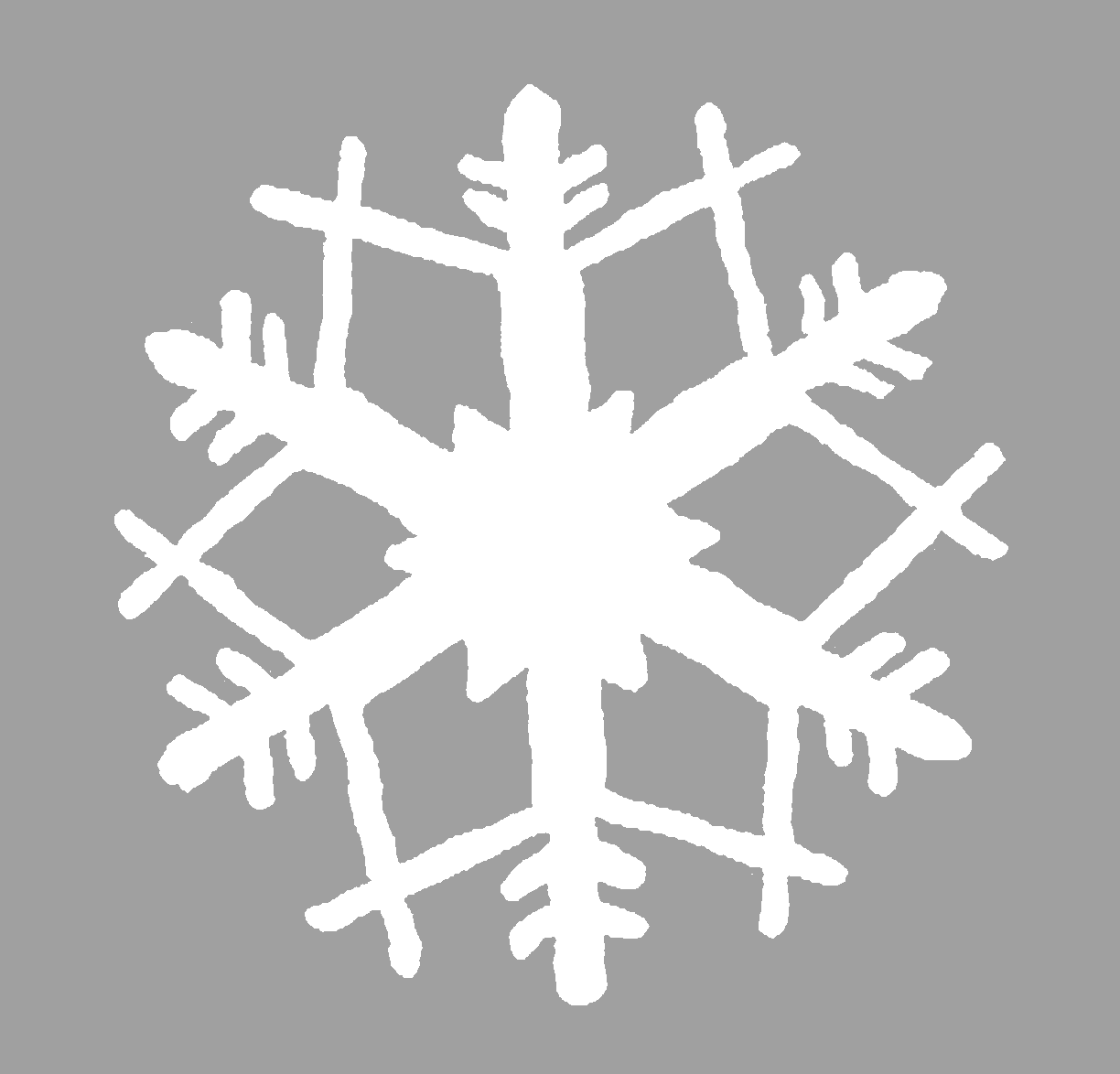 Etsy snowflake clipart clip art free stock The Graphics Monarch: Digital Snowflake Cutout Silhouette Downloads ... clip art free stock