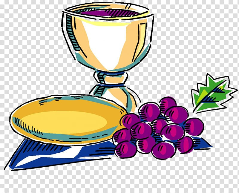 Euchartist clipart jpg royalty free download Grapes and chalice illustration, First Communion Eucharist Symbol ... jpg royalty free download