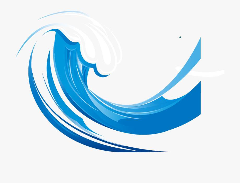 Euclidean vector clipart image transparent download Wind Wave Euclidean Vector Clip Art - Wave Png Vector #103279 - Free ... image transparent download
