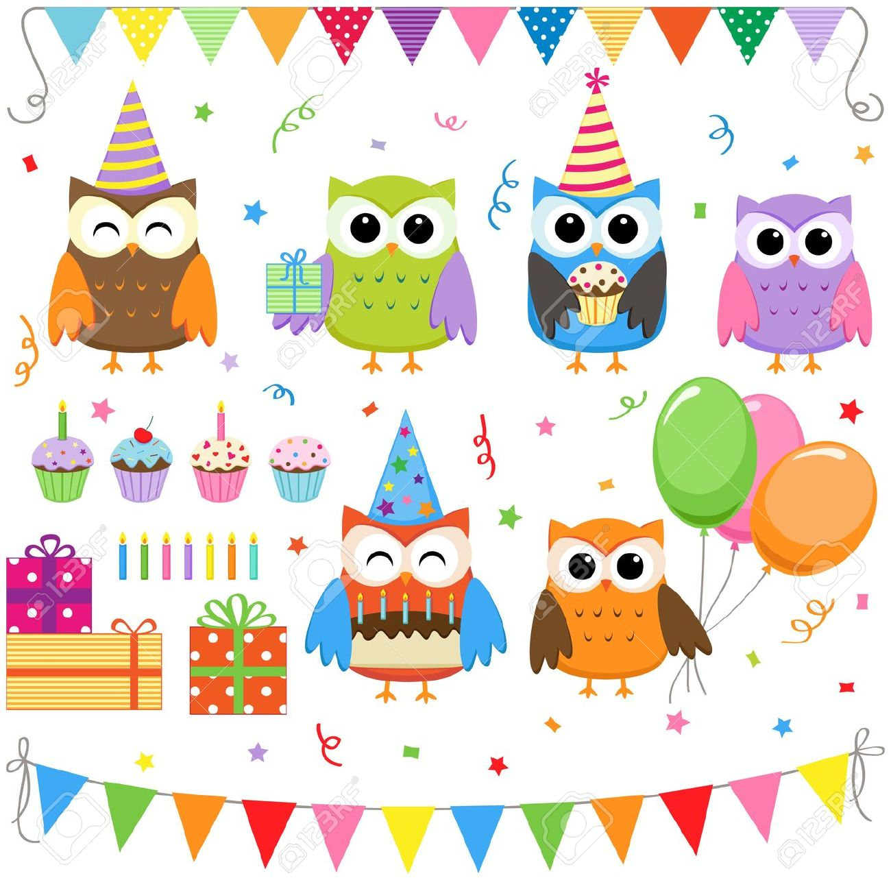 Eule clipart geburtstag - ClipartFest clipart library download