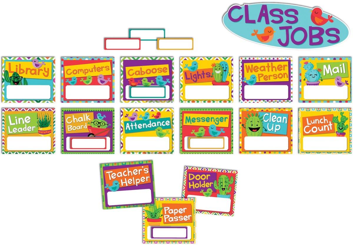Eureka math straws clipart graphic freeuse A Sharp Bunch Job Chart Mini Bulletin Board Set - EU-847772 graphic freeuse