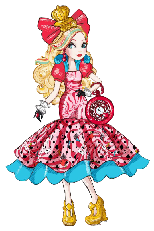Ever after high apple white clipart clip transparent library way too wonderland apple white: #eah #everafterhigh | art and crafts ... clip transparent library