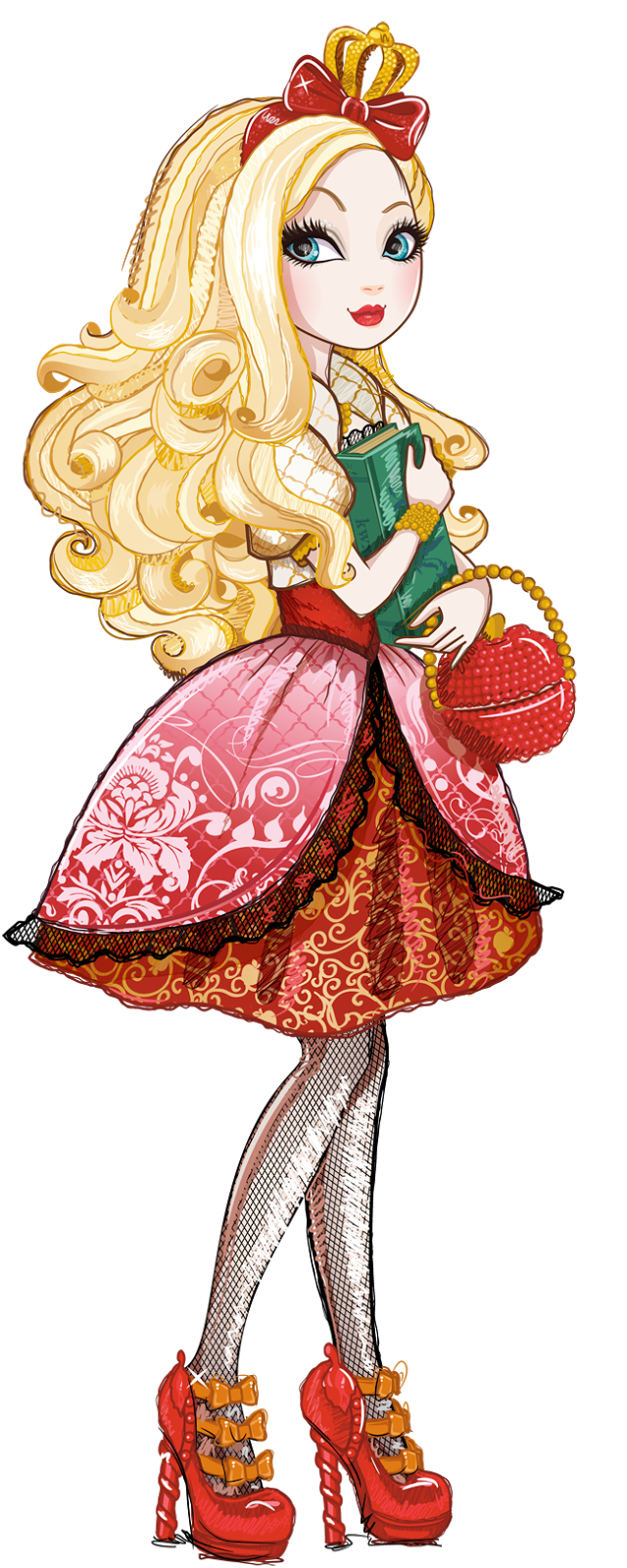 Ever after high apple white clipart png free Apple White. Basic | Profile art Ever After High. Artworks ... png free