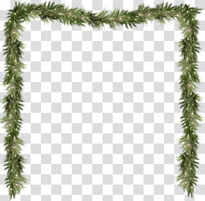 Evergreen garland clipart vector freeuse library Wreath Christmas Garland Pre-lit tree, Christmas wreath transparent ... vector freeuse library