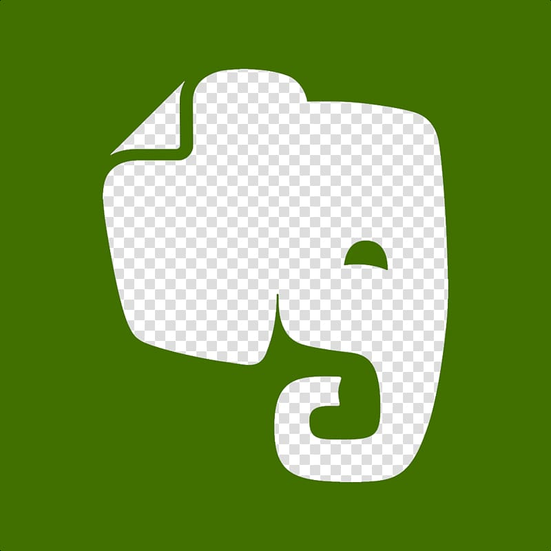 Evernote clipart clip art transparent stock Computer Icons Evernote World Wide Web Mobile app, Elephant Icon Svg ... clip art transparent stock