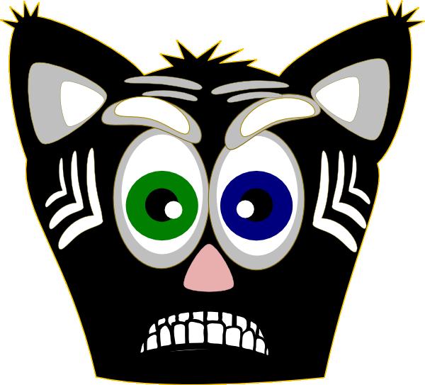 Evil cat clipart. Hahaha ahhhhhhh clip art