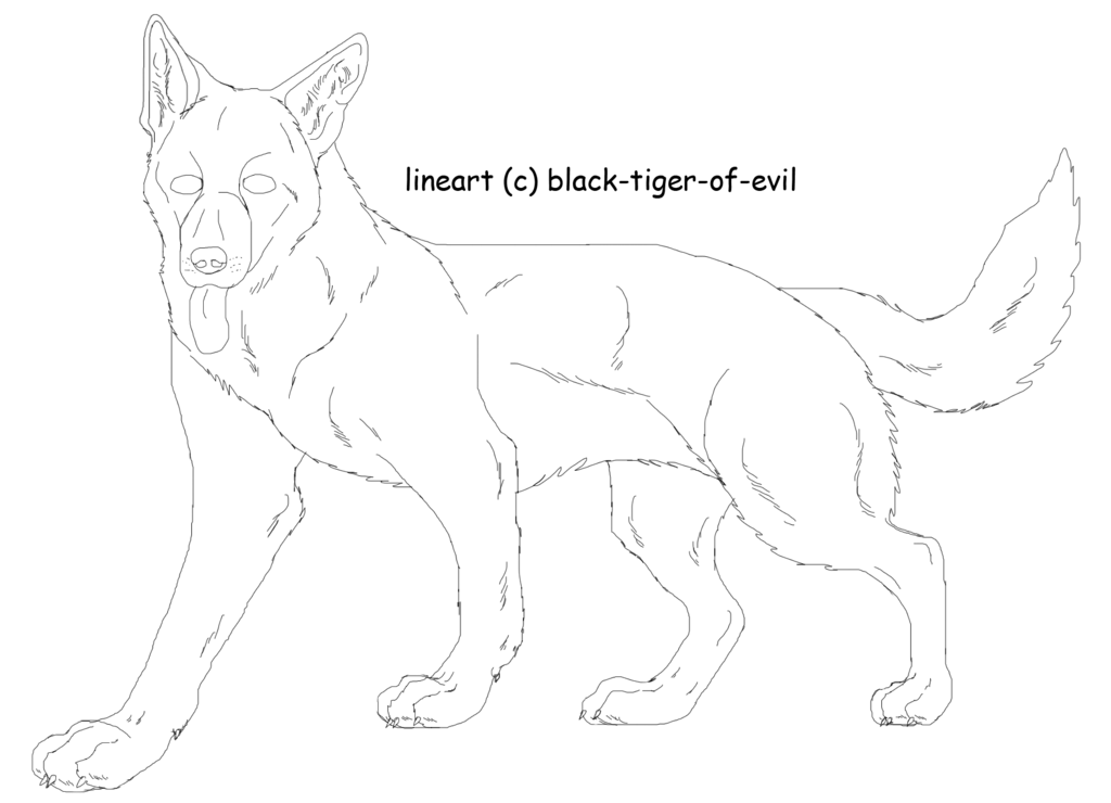 Evil dog clipart clip transparent stock German Shepard Drawing at GetDrawings.com | Free for personal use ... clip transparent stock