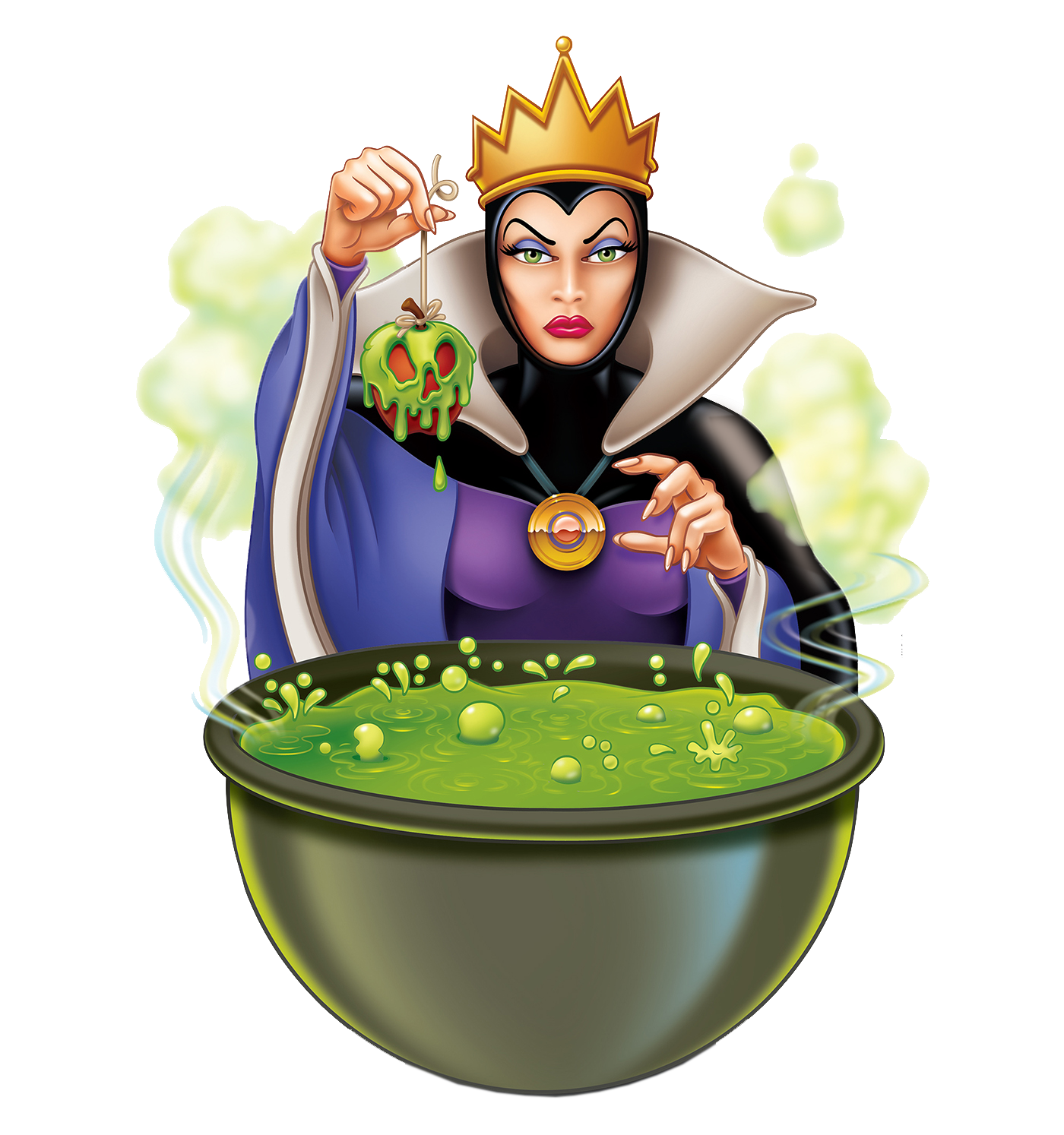 Evil queen clipart crown png black and white stock A Very Merry Un-Blog: Evil Queen Clipart png black and white stock