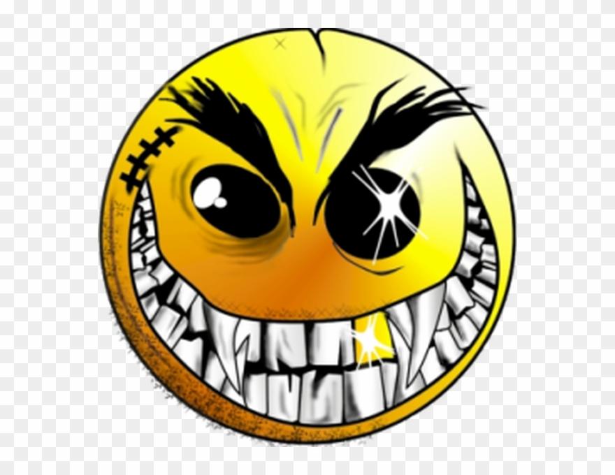 Evil smiley face clipart png freeuse download Evil Smiley Face Png Clipart (#3290899) - PinClipart png freeuse download
