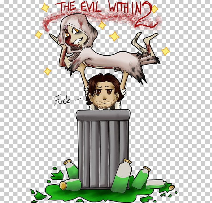 Evil within 2 clipart