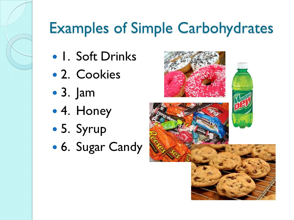 Examples of carbohydrates png free stock Presentation Name on emaze png free stock