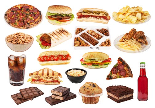Refined Processed Carbohydrates | Med-Health.net clipart transparent stock