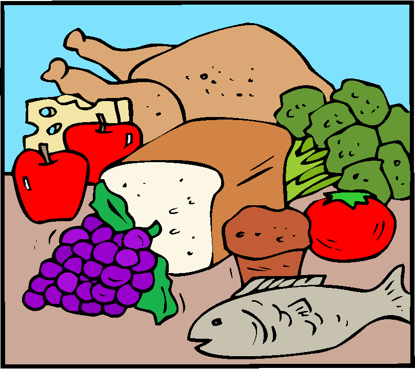 Examples of go foods clipart image Dietary Food Clip Art – Clipart Free Download image