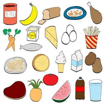 Examples of go foods clipart jpg freeuse stock Healthy food clipart for preschool - ClipartFox jpg freeuse stock