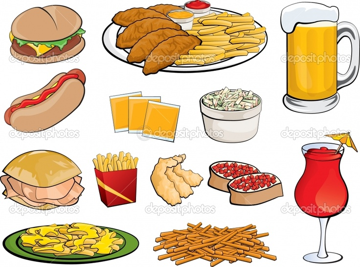 Examples of go foods clipart clipart royalty free download Examples of go foods clipart - ClipartFest clipart royalty free download