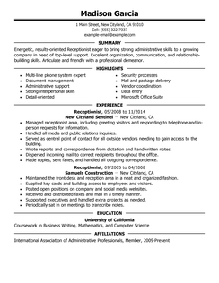 Examples of resumes image black and white library Best Resume Examples for Your Job Search | LiveCareer image black and white library