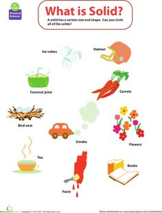 Examples of solid objects clipart - ClipartFest clip transparent download