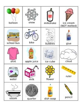 17 Best images about Solids, Liquids and Gases on Pinterest ... clip art library stock