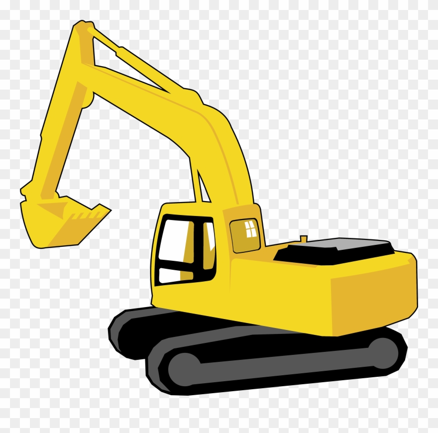 Excavator clipart picture library Clipart Free Library Excavator At Getdrawings Com - Digger Clipart ... picture library