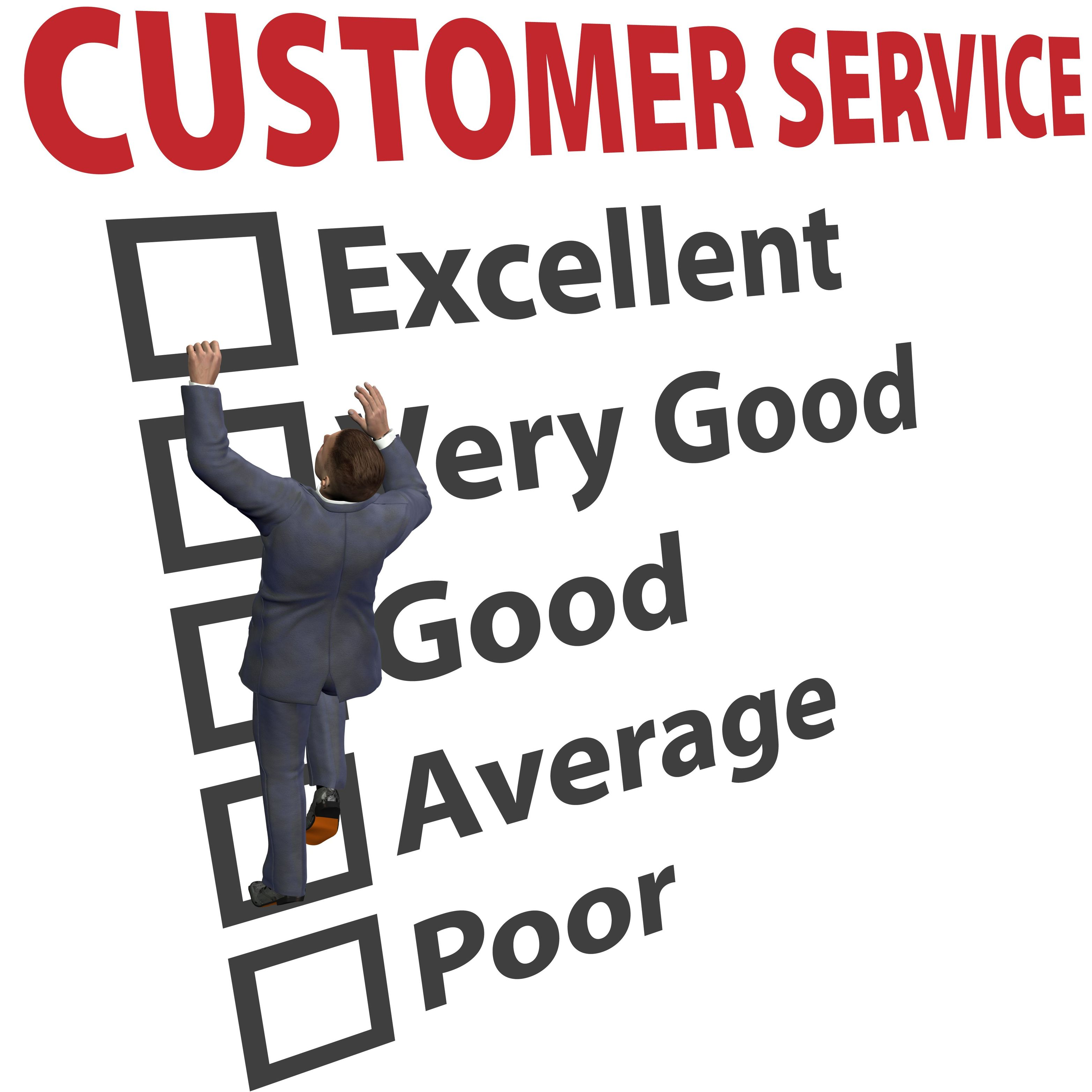 Excellent customer service clip art png black and white library Excellent Customer Service Skills Example. 25 skills for excellent ... png black and white library