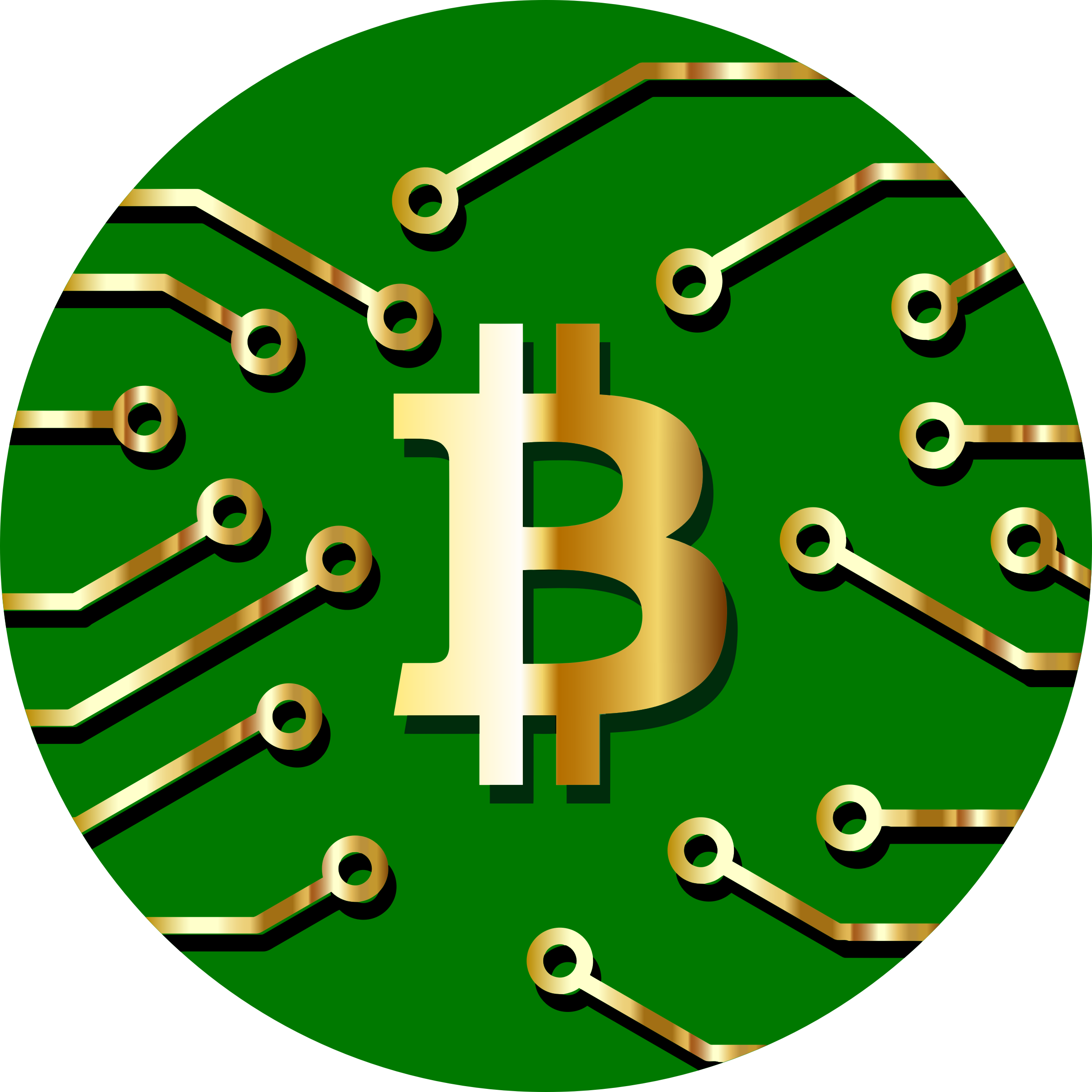 Exchanigng money for gold clipart jpg freeuse library Clipart - Bitcoin Currency Gold jpg freeuse library