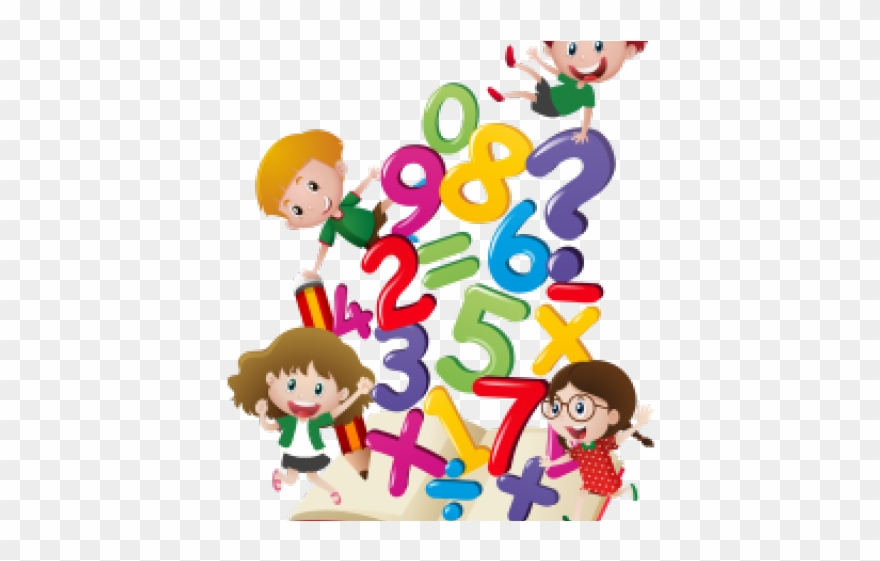 Excited for math clipart graphic royalty free Mathematics Clipart Math Week - Jugando Con Numeros Animado - Png ... graphic royalty free