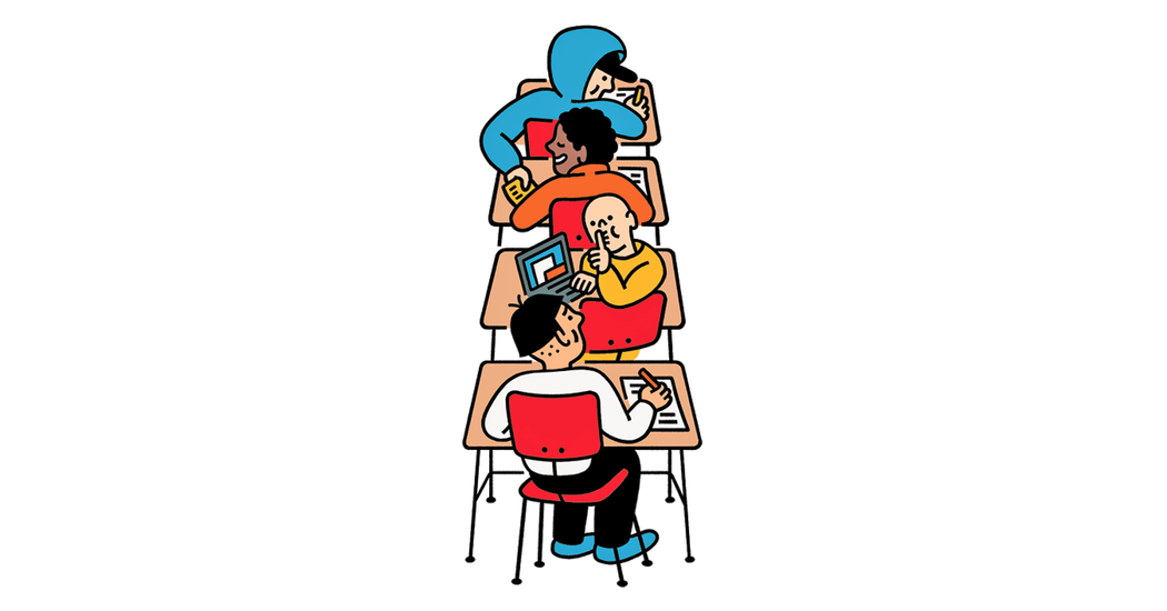 Excluidng a classmate who wants to join clipart clip art transparent Should I Tell on My Cheating Classmates? - The New York Times clip art transparent