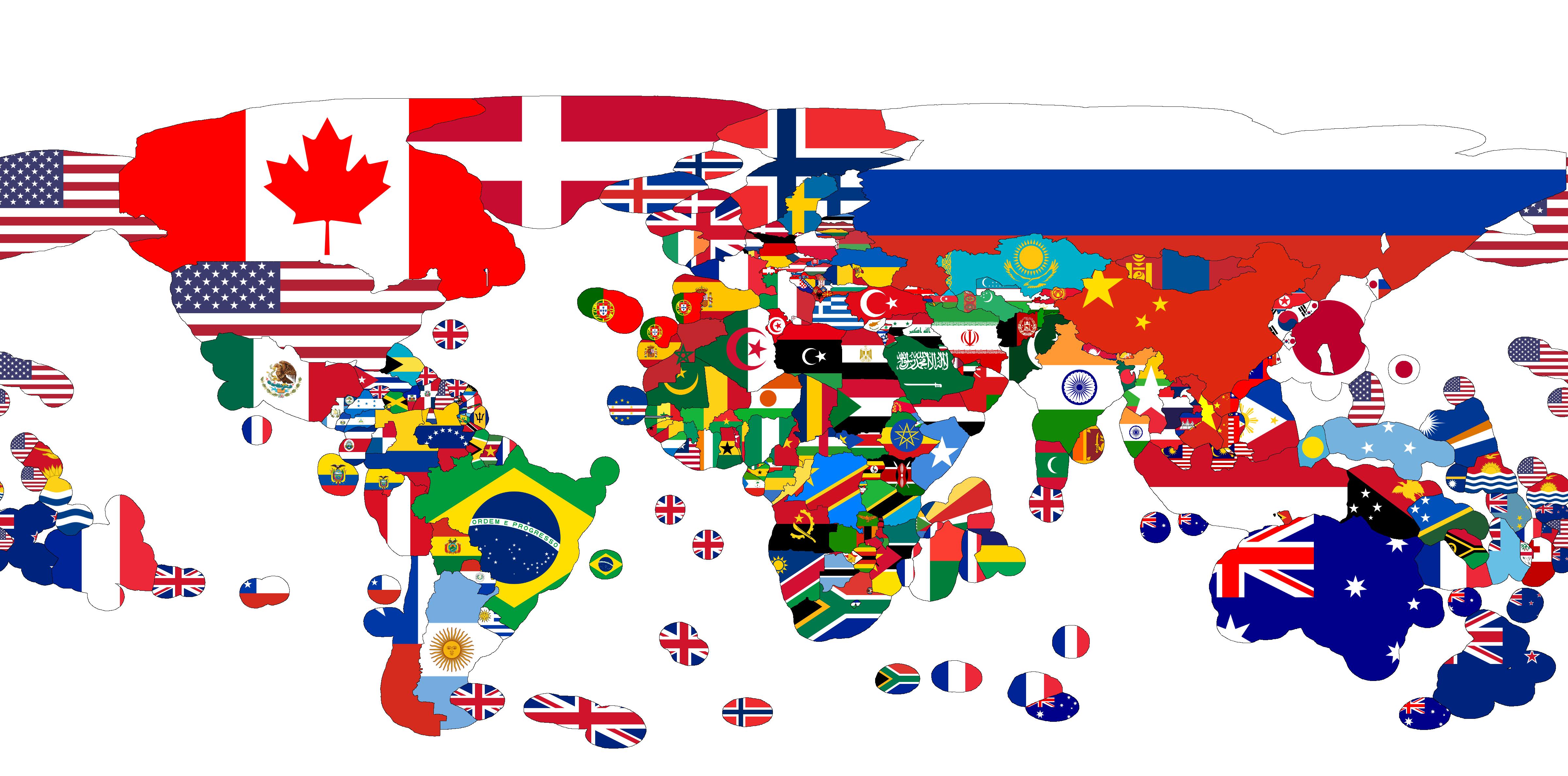 Exclusive economic zone clipart svg Territorial Waters & Exclusive Economic Zones (EEZ) Of The World ... svg