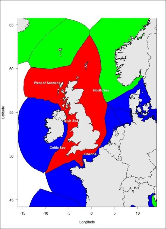 Exclusive economic zone clipart free stock Map of the British Isles showing UK waters. The UK\'s Exclusive ... free stock